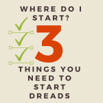 Where Do I Start? The Three Things You Need To Start Dreads
