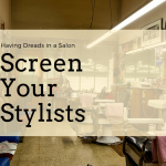 Screen Your Stylists